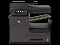 HP Officejet Pro X576 Multifunction