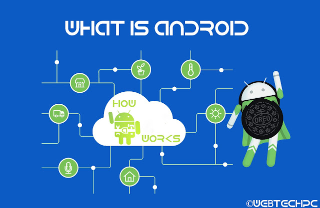 What is Android ? How it works ?