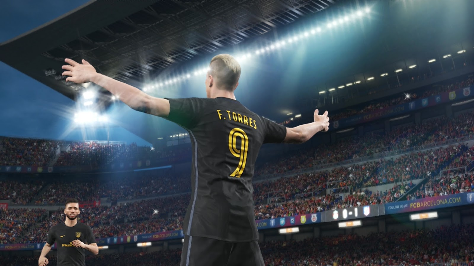 Pro Evolution Soccer (PES) 2018 Wallpapers