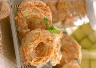 Resep Kue Semprit Almond