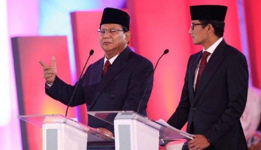 Prabowo - Sandi