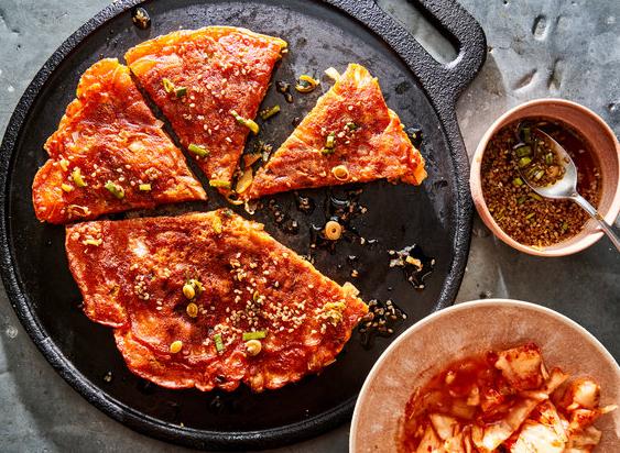 Resep Cara Membuat Kimchi Pancake