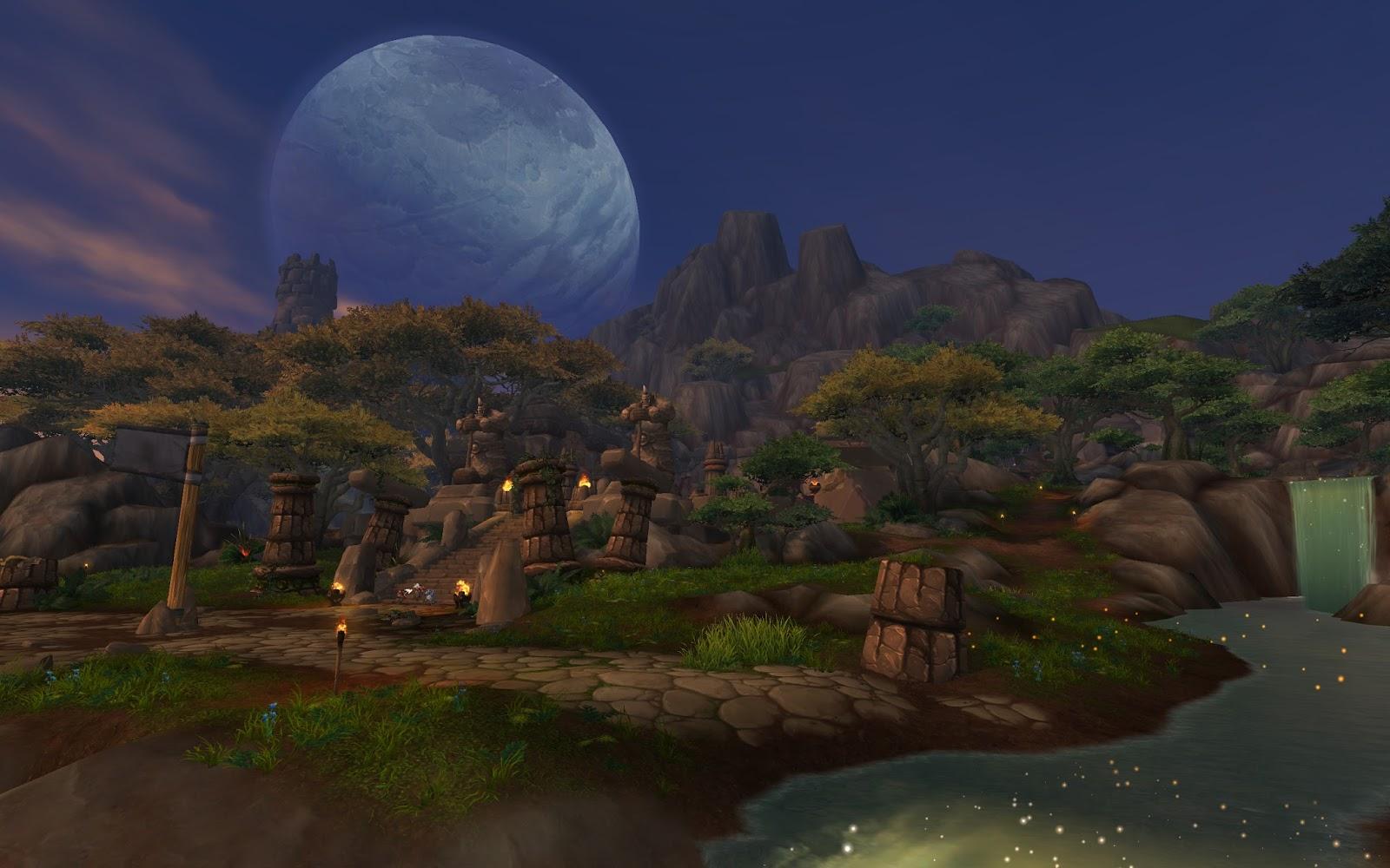 Master of World of Warcraft : Ashran Leech Bug