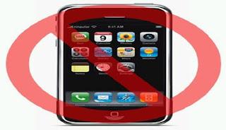 Di Negara Ini Smartphone Dilarang Digunakan