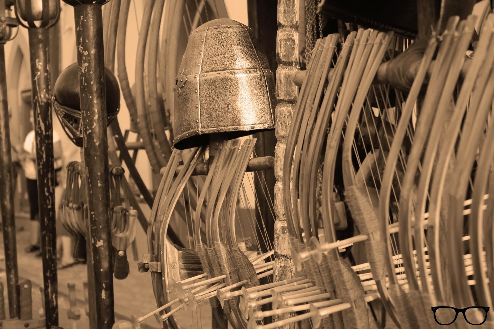 Armamento Feria Medieval