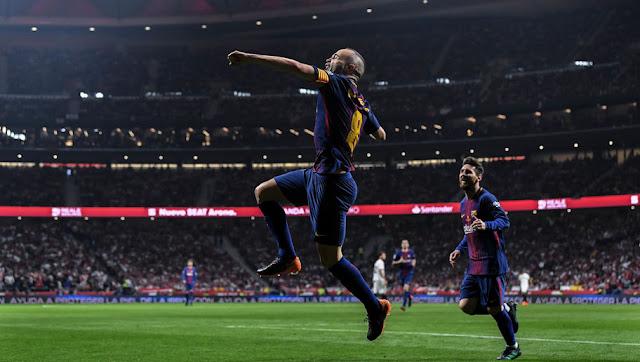 Après Iniesta, un autre cadre du Barça ne s'opposerait pas à un départ