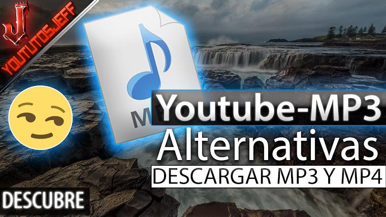 Alternativas a Youtube-MP3