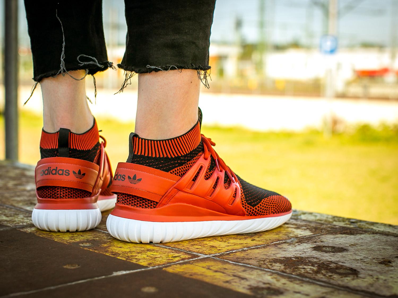 adidas Tubular Nova Primeknit Craft Chili | SneakerFiles