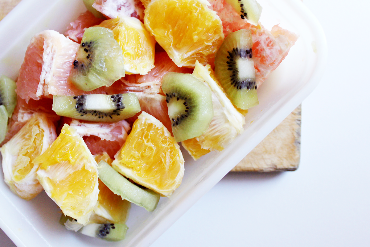 Quick & Easy Fruit Salad