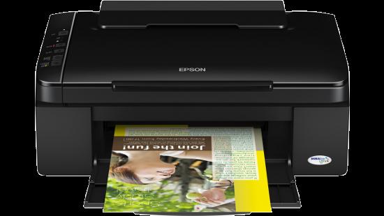 Драйвера для принтера epson stylus cx230