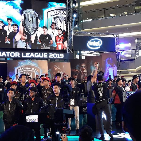 Asia Pasific Predator League 2019, Ajang Turnamen Esports Paling Spektakuler