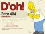 sito non trovato 404