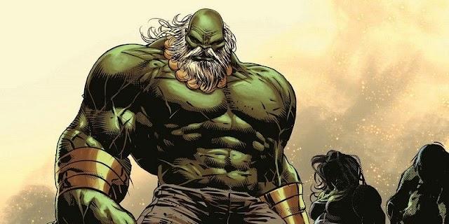 Maestro, Hulk Jahat dari Masa Depan