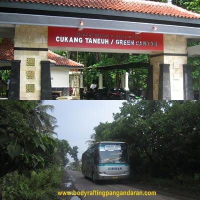 Rute Jalan Ke Green Canyon Pangandaran Dari Arah Jakarta