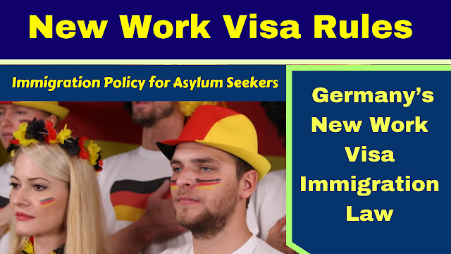 Germany's New Work Visa Immigration Law