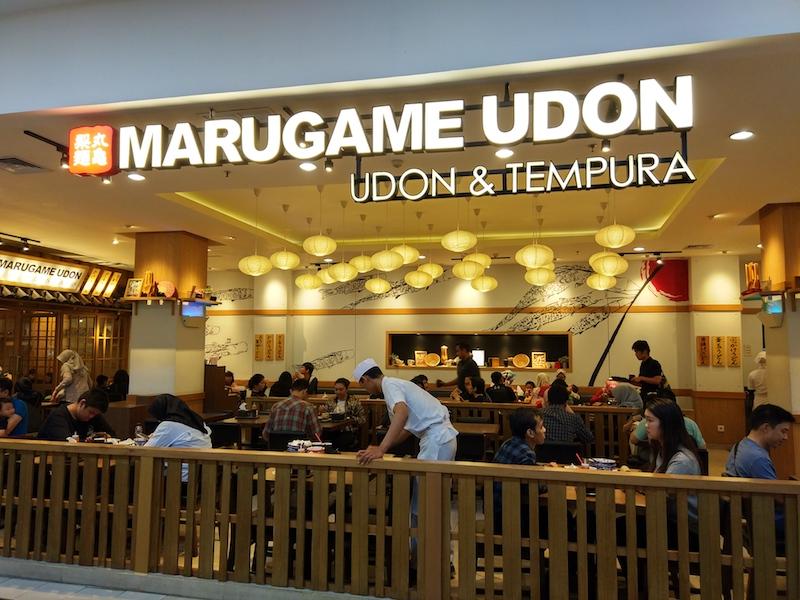 Menikmati Kelezatan Udon di Marugame Udon Ambarrukmo Plaza Jogja