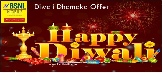 2017 Diwali Special Extra Talk Value offer