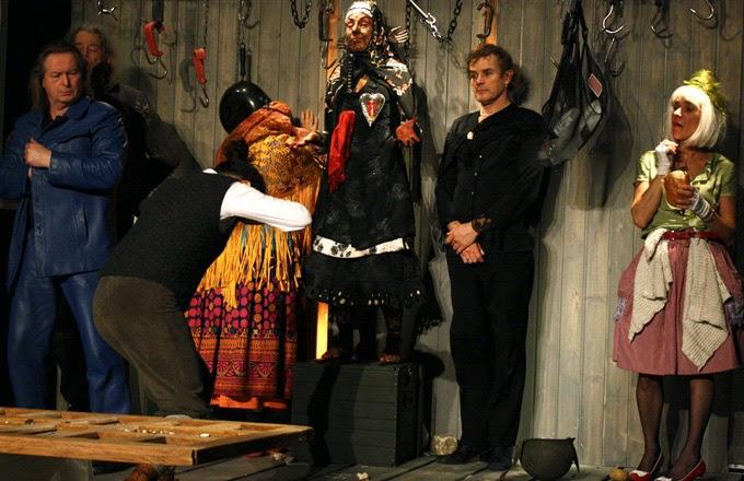 Odin Teatret - La Vida Crónica -
