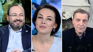 Белковский и Невзоров отвечают за базар в 2017 году