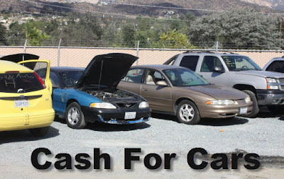 Where do I sell my scrap car for cash without a title?
