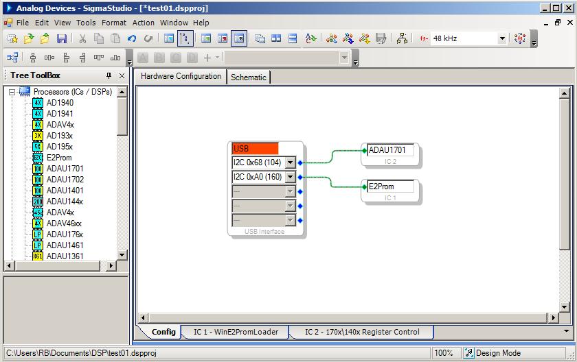 Tutorial: freeDSP classic and Ubuntu 16 04