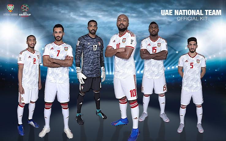 best sneakers 69d47 6e6c4 Same Design As Germany / Spain - Adidas UAE 2019 Home & Away ...
