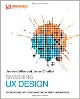 Portada de Smashing UX Design Blanco
