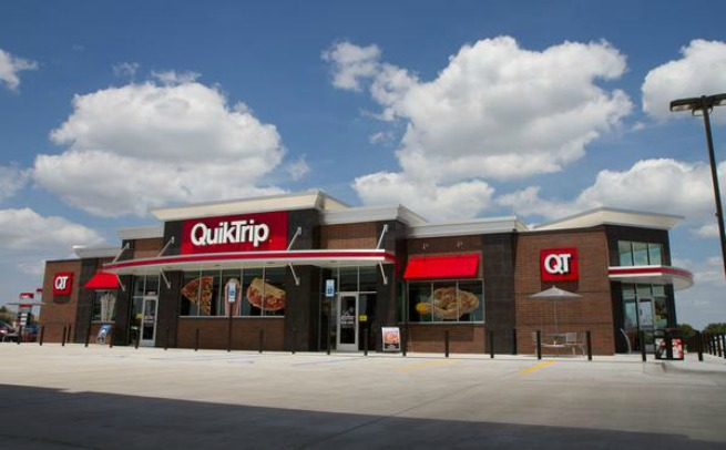The Striped Flamingo An Ode To The Quiktrip Gas Station