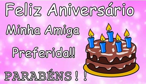 Mensagem de Aniversário para Amiga_2