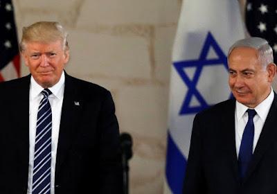 Os laços do povo judeu com Terra Santa são eternos, diz Trump