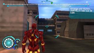 Game Iron Man 2 ISO
