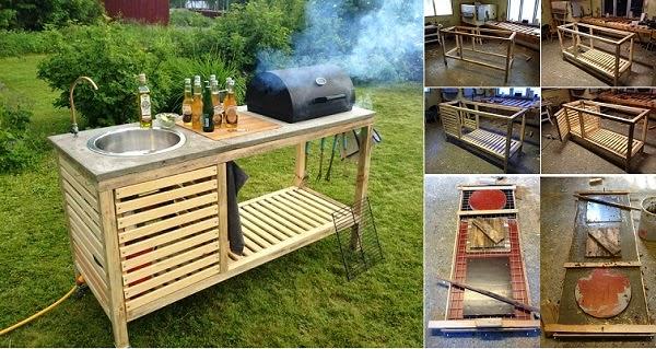 Boiserie c la cucina si sposta su ruote - Carrello sposta mobili ...