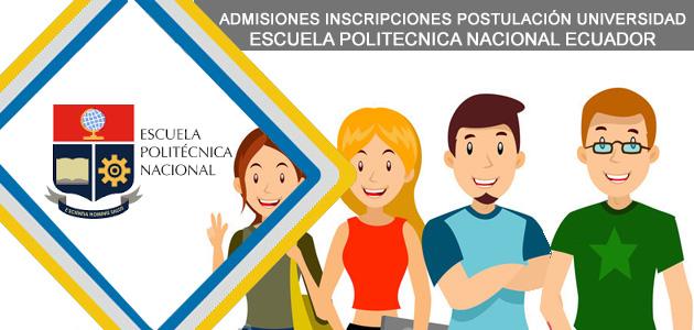 Iniscripciones universidades del Ecuador IES 2017 Postulación