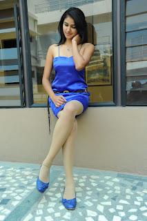 New Actress Simran dazzling Pos 002