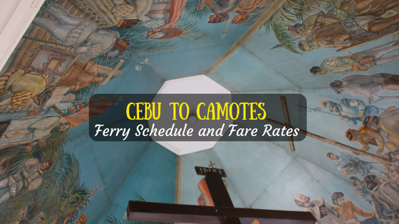 Cebu to Camotes Ferry Schedule & Fare Rates