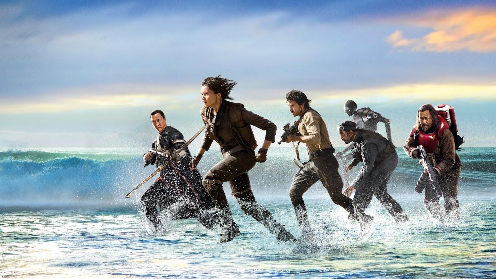 Rogue One: Uma História Star Wars | Prévia inédita revela mais cenas da batalha contra o Império