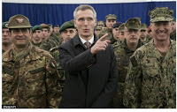 Ο Γενικός Γραμματέας του NATO Γενς Στόλτενμπεργκ