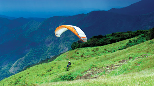 Vagamon Hill