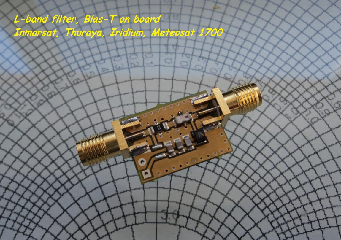 Ads B Filter 1090 Mhz How To Build Notch Circuit Diagram