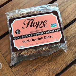 Dark Chocolate Cherry Bar