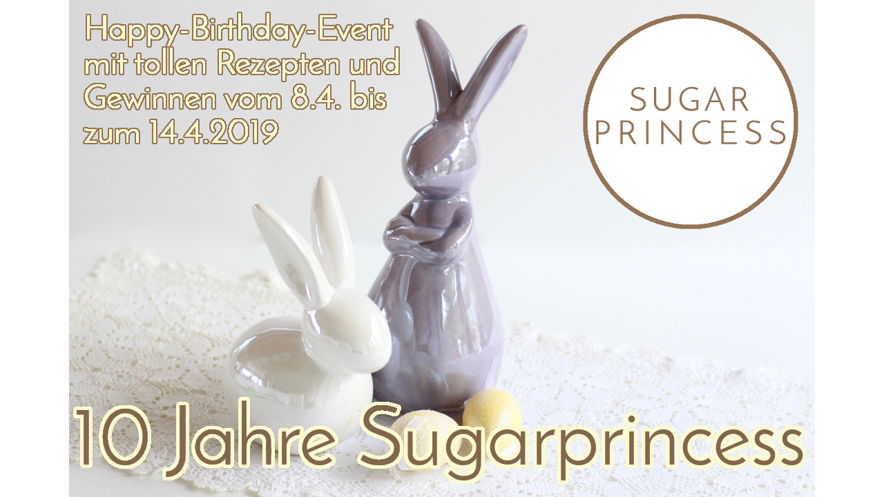 Sugarprincess Easter Party Club 2019
