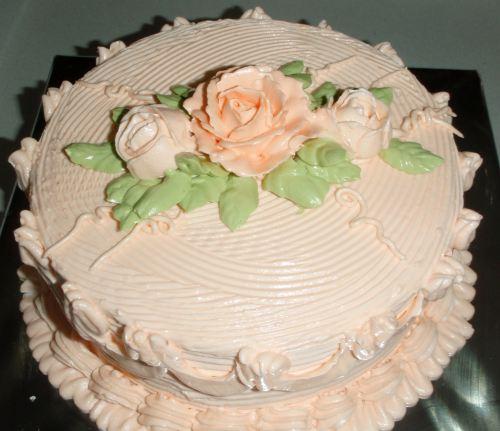 model Hiasan Kue Pengantin