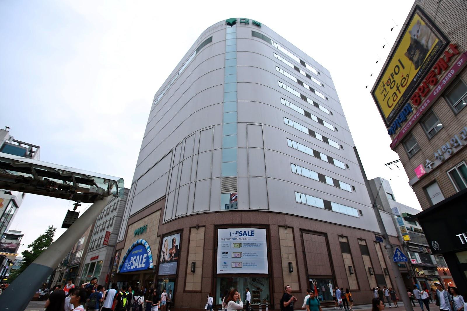Fun Amp Free Daegu Travel One Day Trip To Daegu From Busan