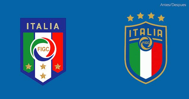Federacion-Italiana-de-Futbol-rediseña-su-escudo-nuevo-logotipo-rusia-2018