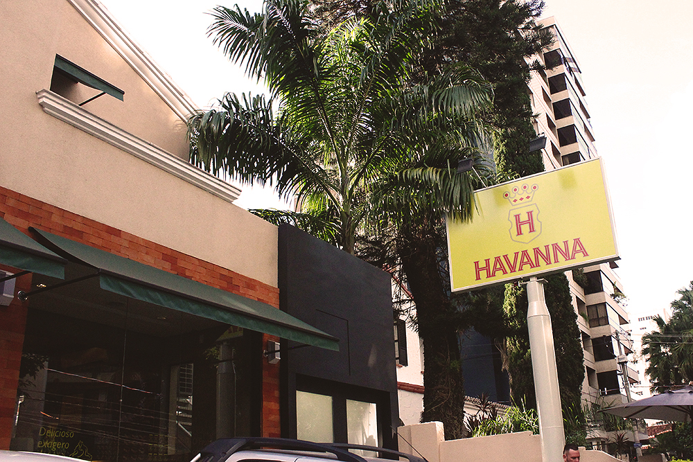 Fachada Havanna Café
