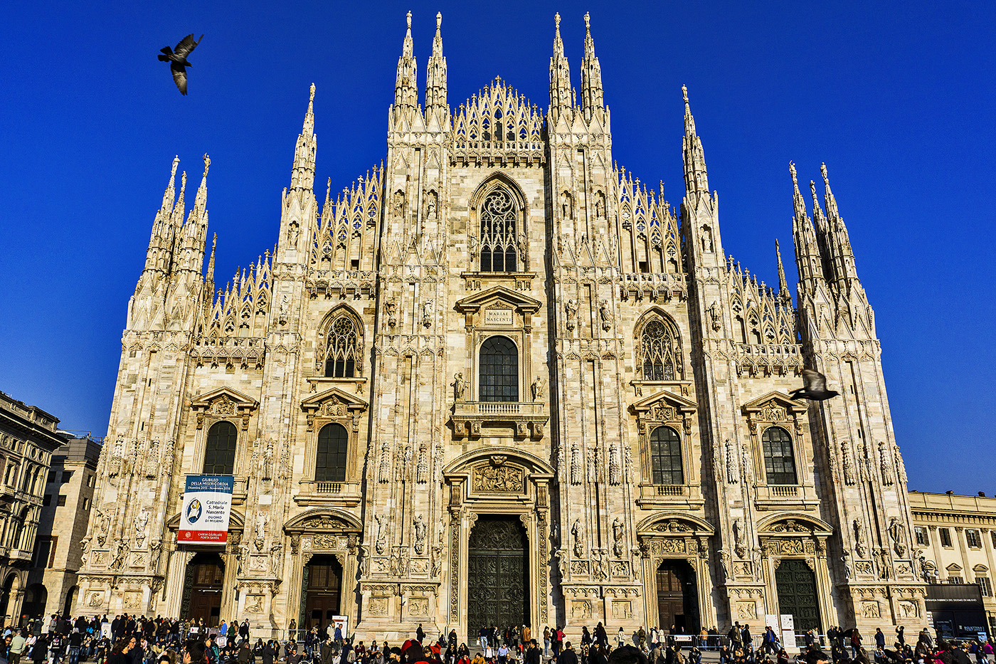 Duomo di Milano Cathedral of Milan