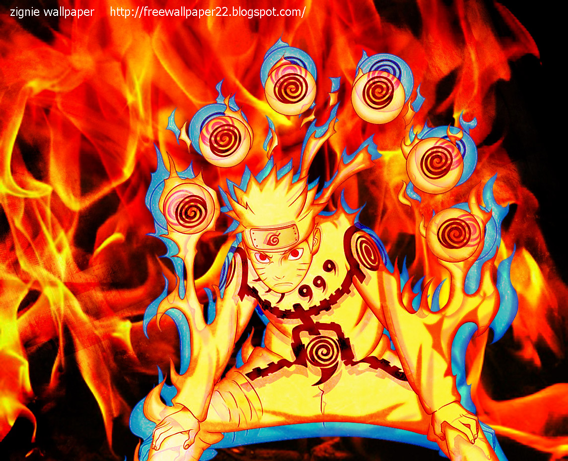 Naruto Kyuubi Mode Wallpaper Hd Wallpaper Naruto Wallpaper Naruto