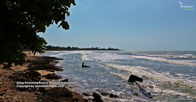 Pesona Sisa Keindahan Masa Lalu Pantai Siring Kemuning Madura
