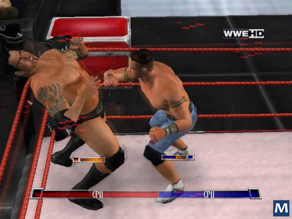 WWE RAW Ultimate Impact Game Free Download For PC Full Version