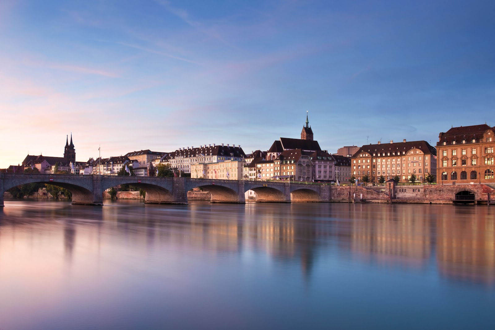 Travel & Adventures: Basel. A voyage to Basel, canton of ...
